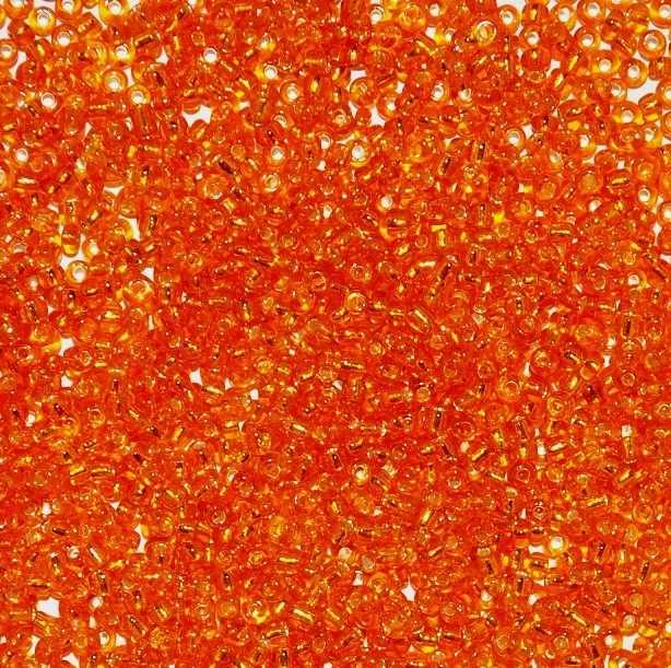 29-11GR оранжевый туба 20г