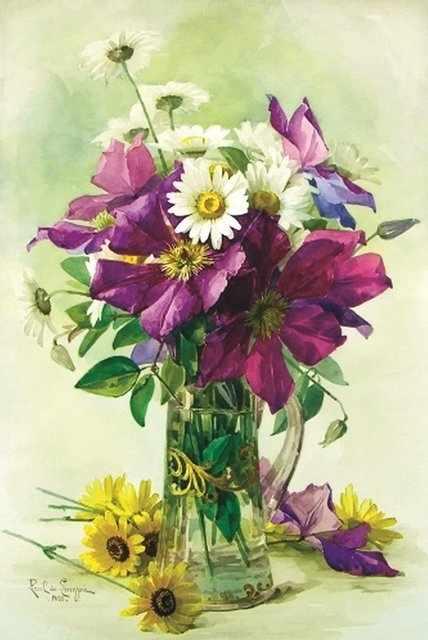 293 Полевые цветы