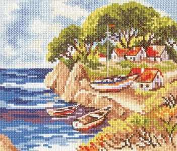 3-07 Рыбацкий островок