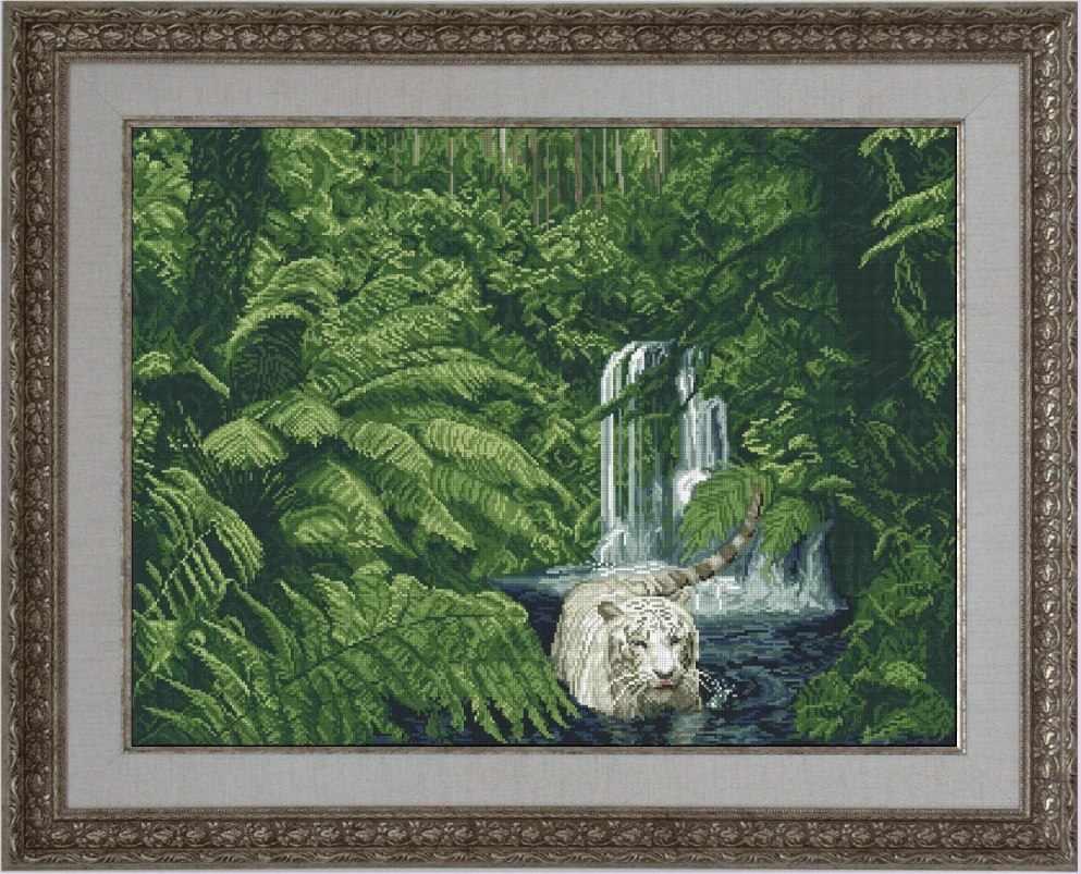 30213 Белый тигр 1 (КТ)