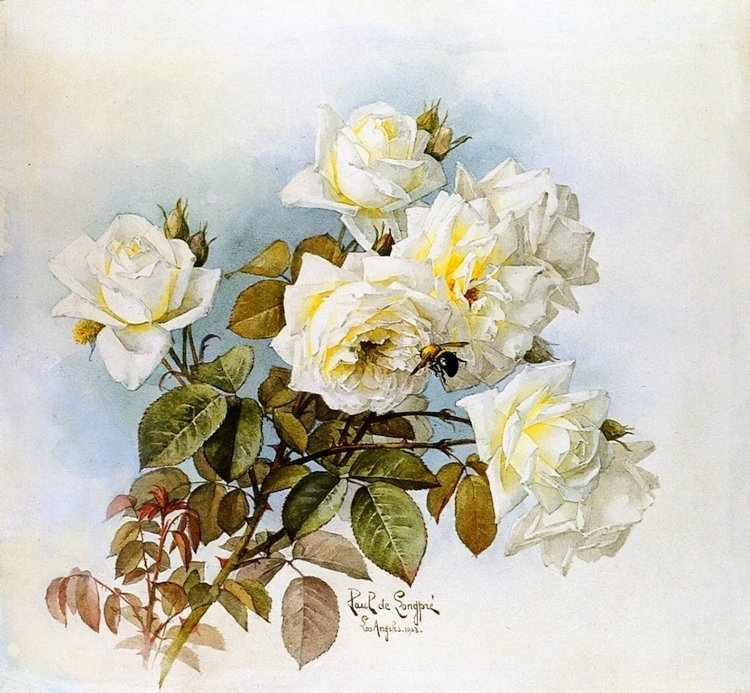313 Душистая роза