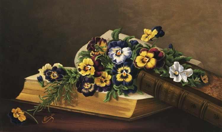 317 Цветочный роман