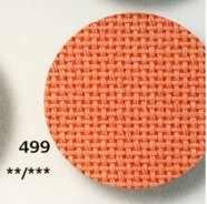 3256 Bellana (52%хлопок+48%вискоза), col 499-персиковый,  шир 140, 20 ct - 80 кл/10см