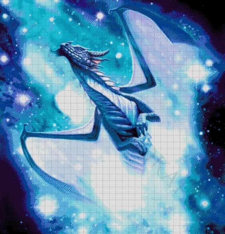 35-4224-НК К звездам - набор для вышивания (А. Токарева)