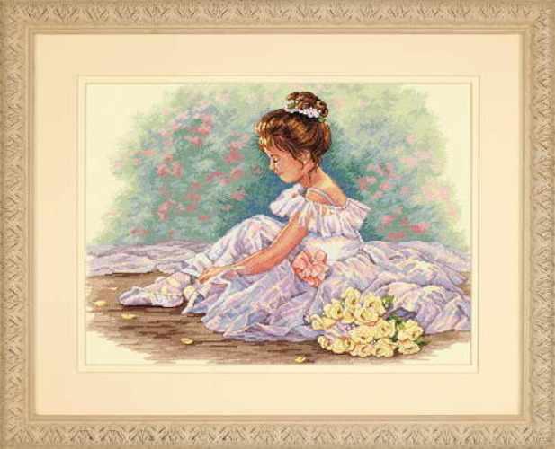 35245-DMS Очаровательная балерина