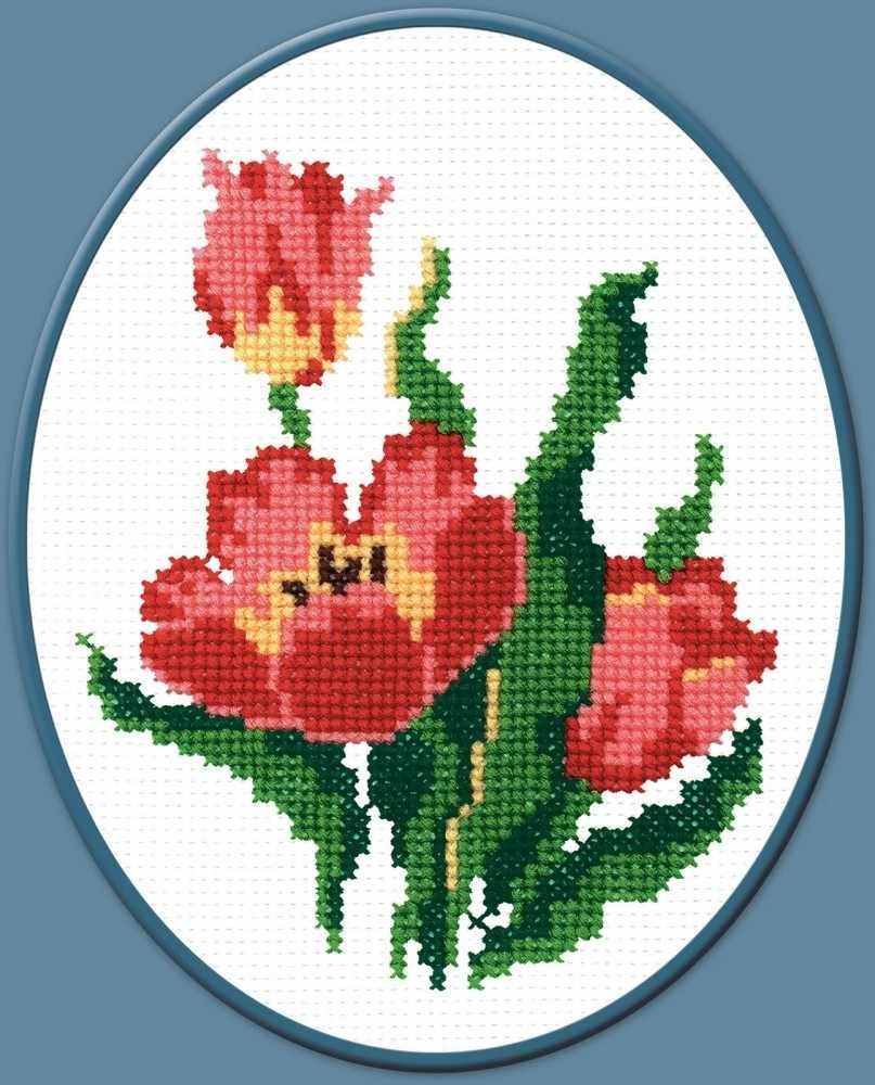 "358 ""Тюльпаны"""