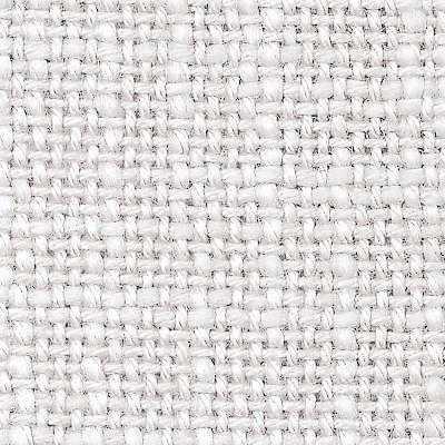 3711 Ariosa (40% хлопок+60%вискоза) цвет 100-белый, шир140 19ct-75кл/10см