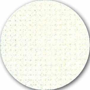 3770 Davosa (100% хлопок) цвет 101-молочный,  шир140 18ct-70кл/10см