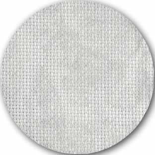 3793 Fine Aida (100% хлопок) цвет 7139 шир 110 18ct-70кл/10см