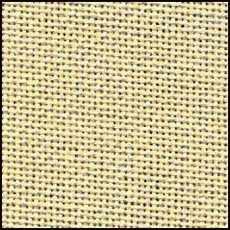 3984 Murano(52% хлопок+48%вискоза) цвет 264-слоновая кость, шир 140 32ct-126кл/10см