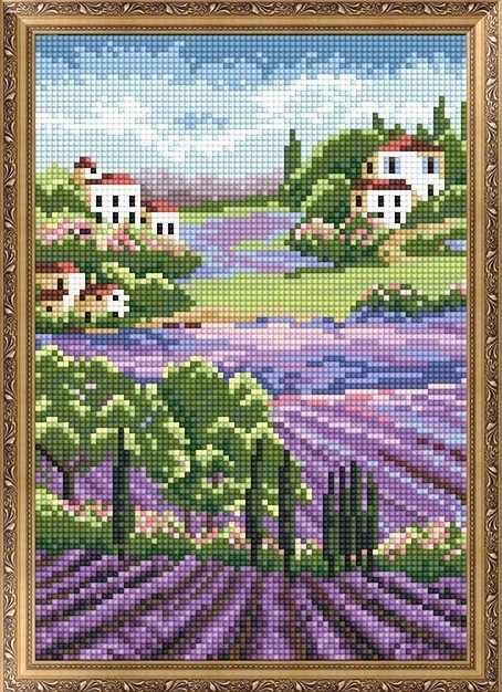 401301 Пейзаж - мозаика Anya