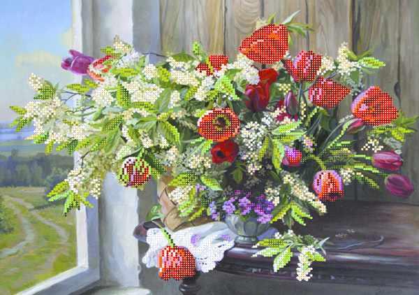4019 Тюльпаны (МП)