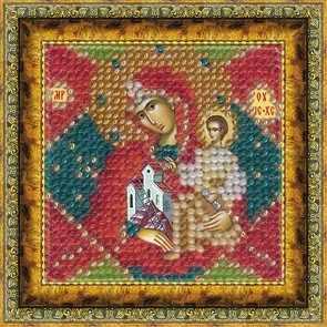 4079  Божией Матери «Неопалимая купина» - схема (ВМ)