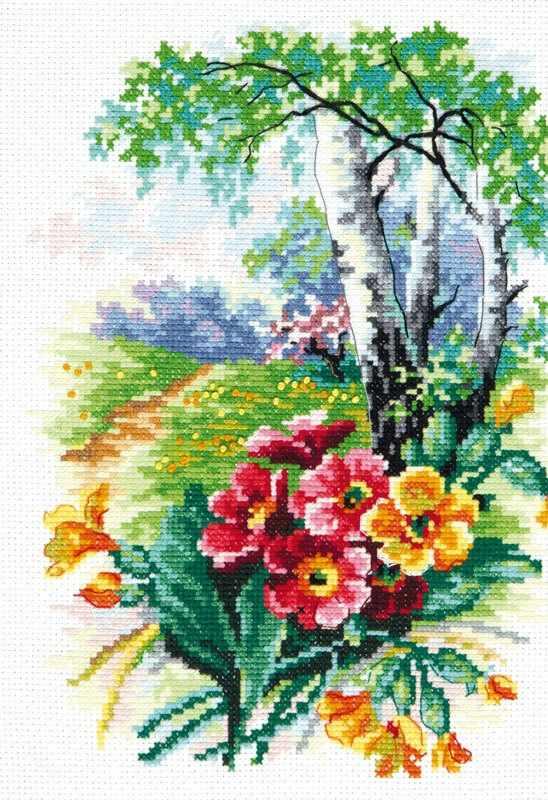 43-11 Цветущий май
