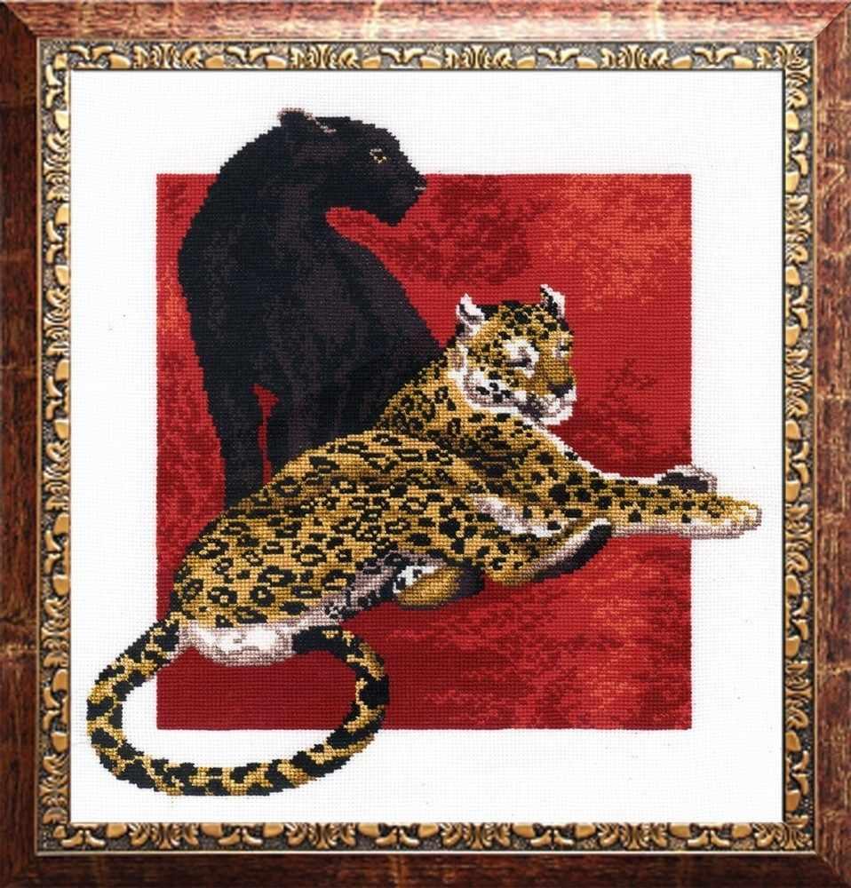 """447 """"Пантера с Леопардом"""""""