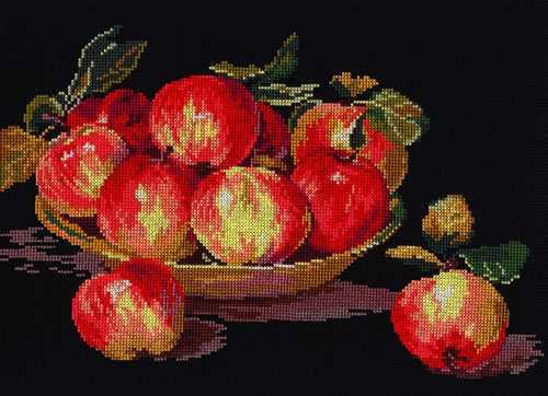 50-04 Яблоки