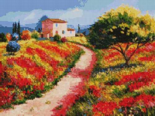 50037 Испания -мозаика Anya
