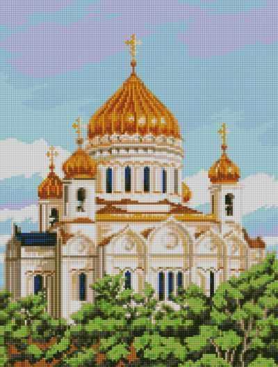 50069 Собор - мозаика Anya