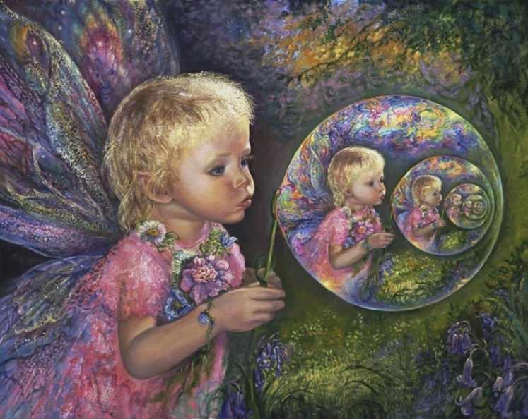 5010-14 Цветная фантазия  (Белоснежка)