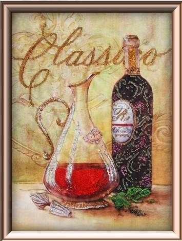 50114 Графин и вино