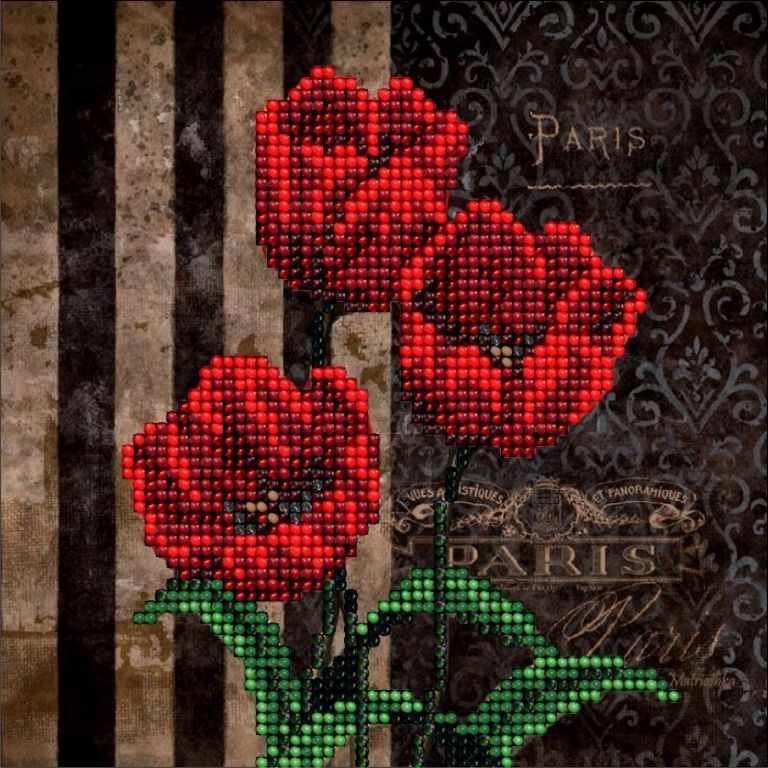 50116 Цветы 5 (КТ)