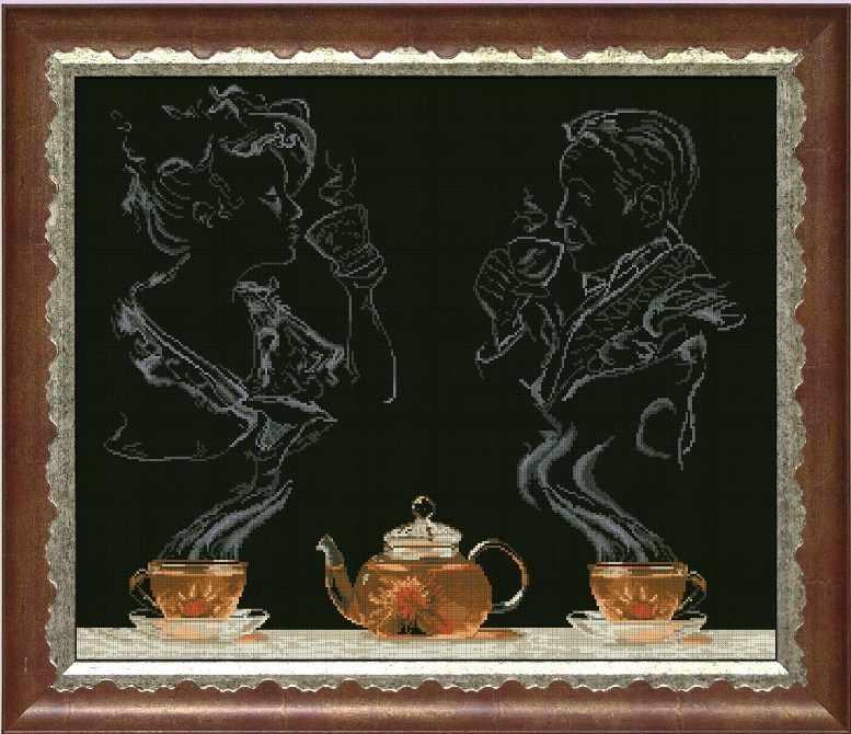 50513 Чайная фантазия 1 (КТ)