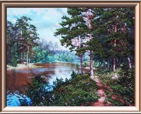 51066 Река в лесу