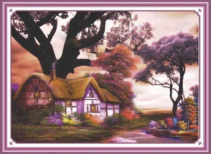 51208 мозаика 5D (Honey home)