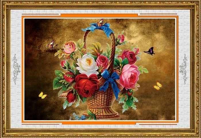 51440 мозаика 5D (Honey home)