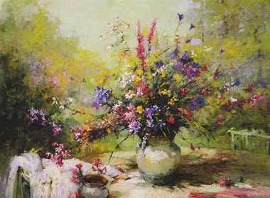 51455 Луговые цветы