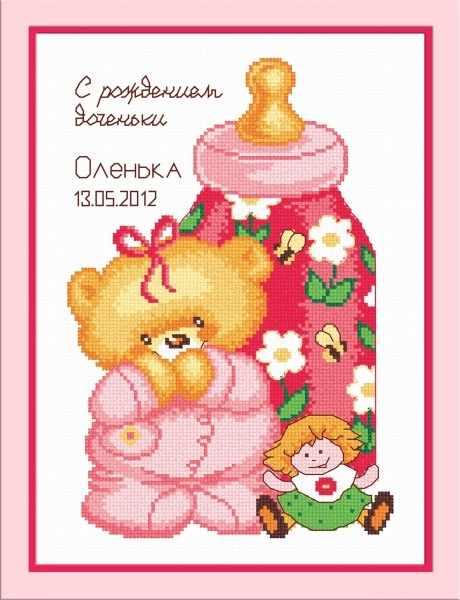 514 Метрика с куклой (Овен)