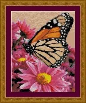 52097 Бабочка-данаида KKrafts