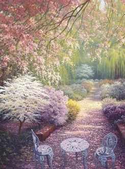 52404 Вишневое цветение