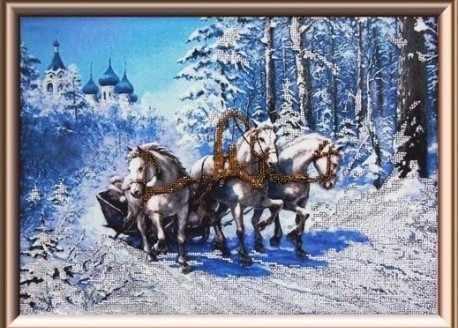 53027 Зимний путь