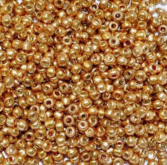 560-11GR золотой туба 20г