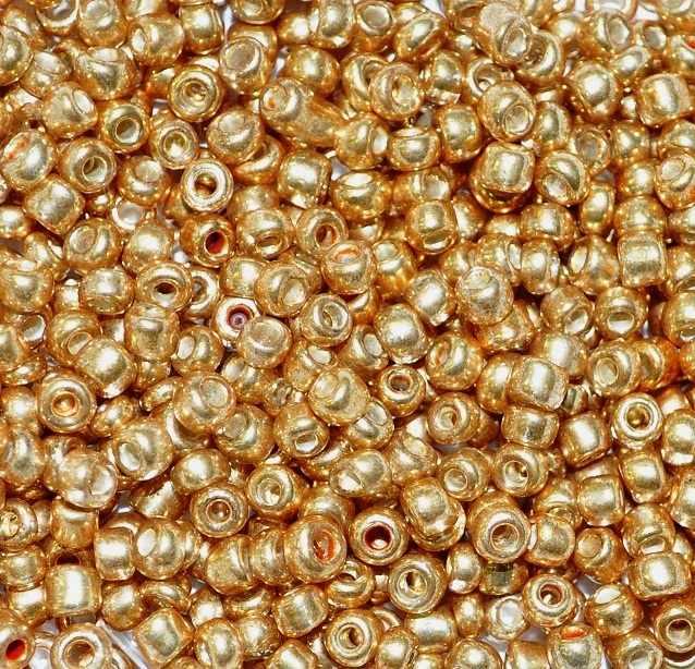 560-8GR золотой туба 20г