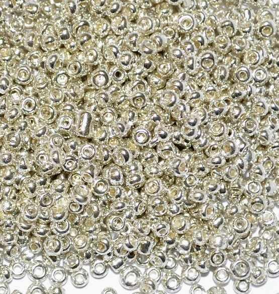 561-11GR серебряный туба 20г
