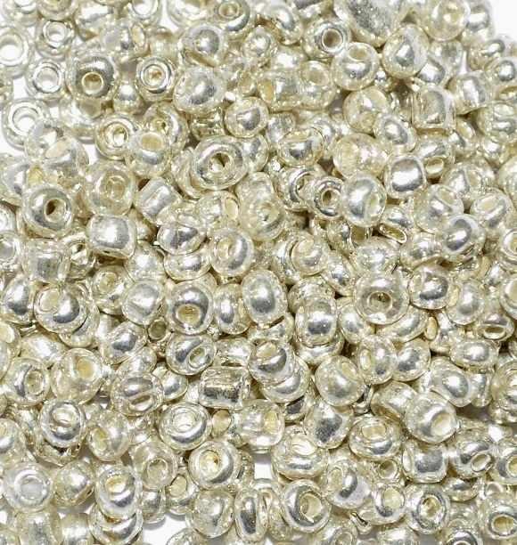 561-8GR серебряный туба 20г