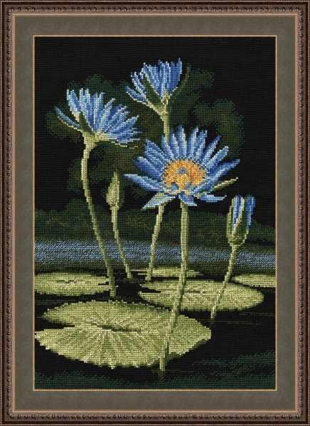 563 Египетская лилия (Овен)