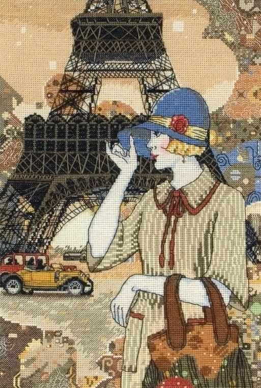 5678-1148 Парижские приключения MAIA