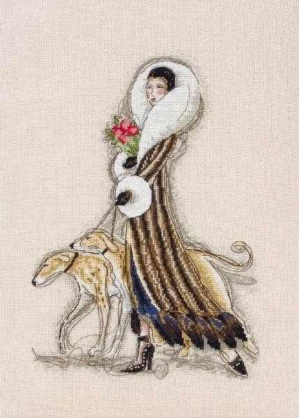 5678-1168 Роковая женщина MAIA