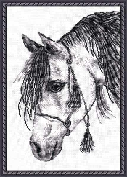 571 Лошадь-графика (Овен)
