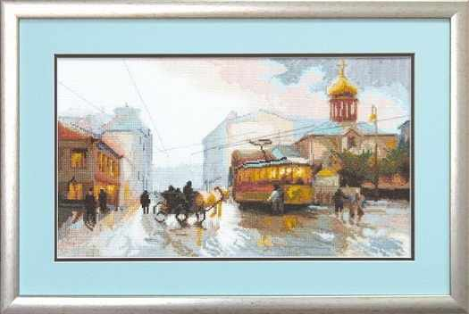 """577 """"Вечерний трамвай""""  - чм"""