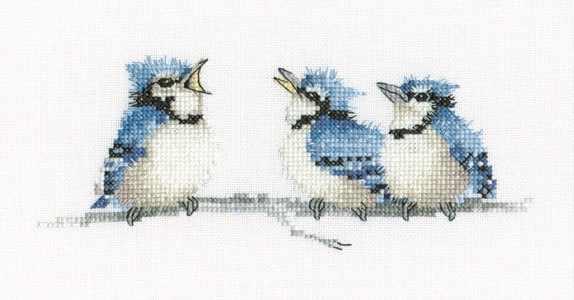 579VPTB Три синицы