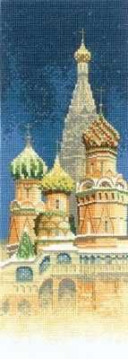581JCSB Собор Василия Блаженного