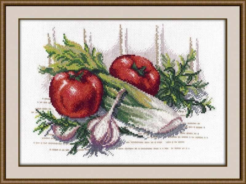 593 Овощное ассорти (Овен)