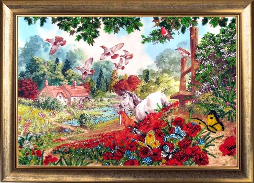 595 Дорога к дому - Butterfly