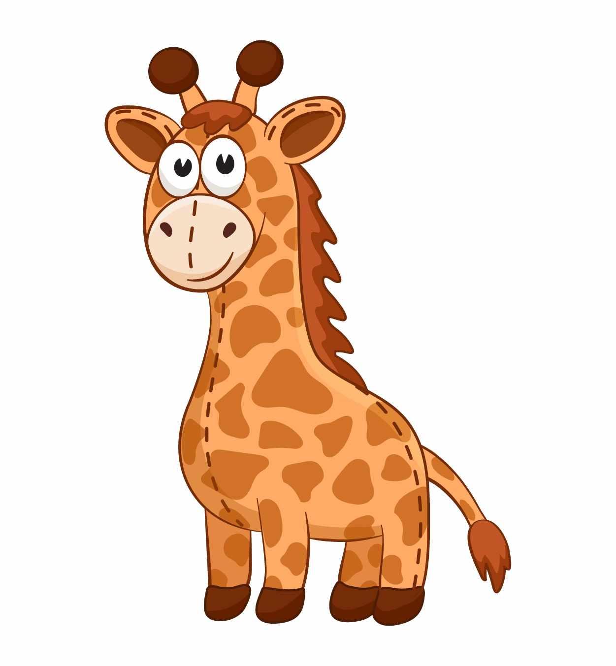 6106 Жирафенок - набор для вышивания (МП)