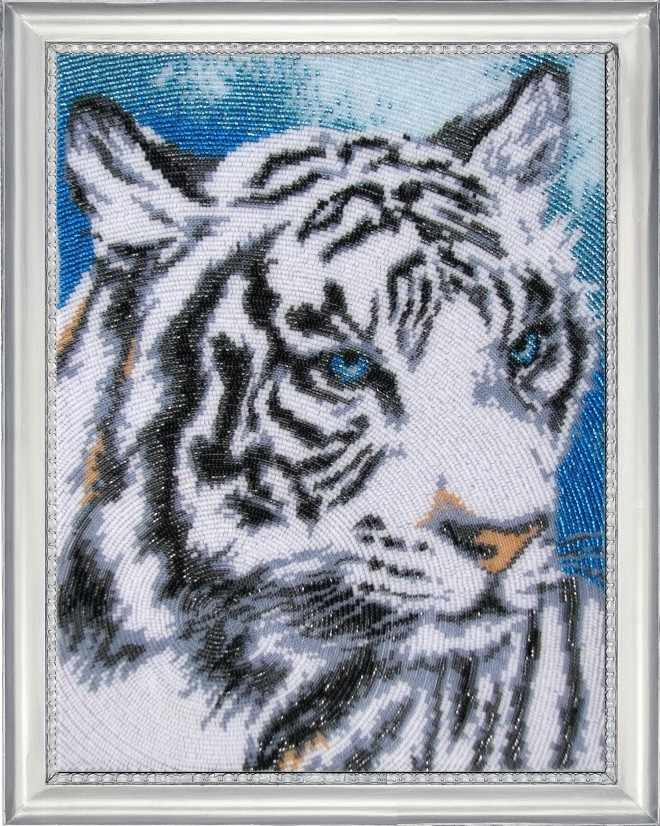621 Белый тигр - Butterfly