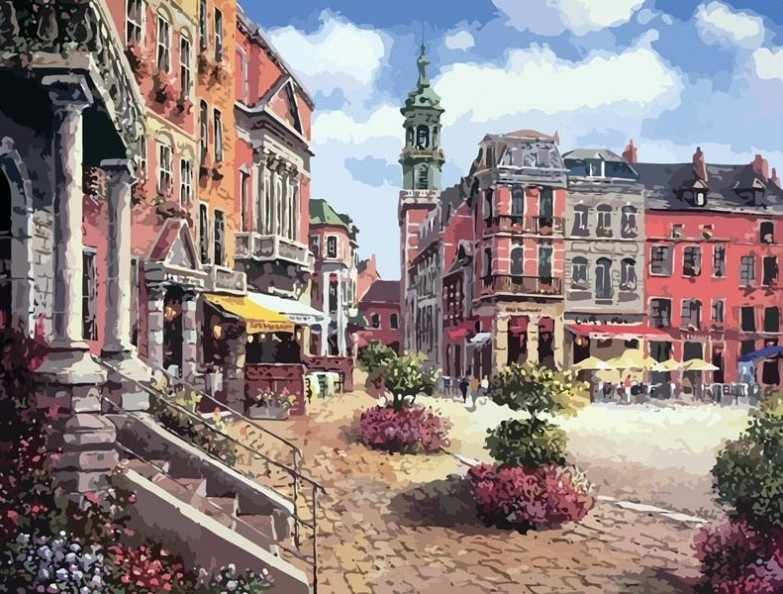 629-AB Шарлеруа. Бельгия (Белоснежка)